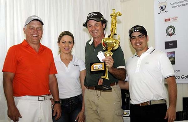 Competição Beneficiente de Golfe angaria fundos para a Campanha Sou Feliz sem Drogas no Rio Grande do Sul.