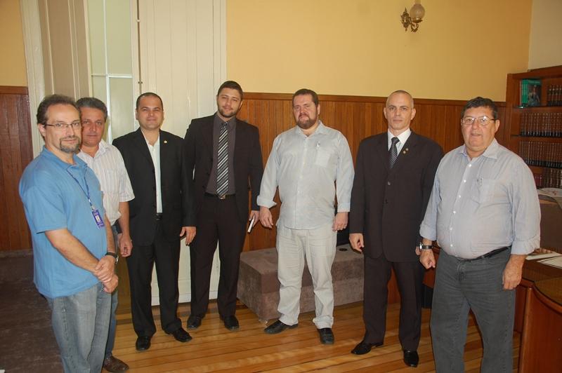 Presidente da Câmara de Juiz de Fora, Vereador Gasparette é convidado para ser Delegado Municipal do Conselho Federal Parlamentar