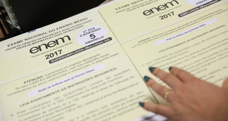 Locais de prova da segunda aplicação do Enem já estão disponíveis