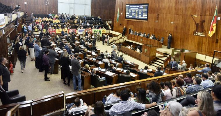 Assembleia Legislativa autoriza Rio Grande do Sul  a aderir ao Regime de Recuperação Fiscal