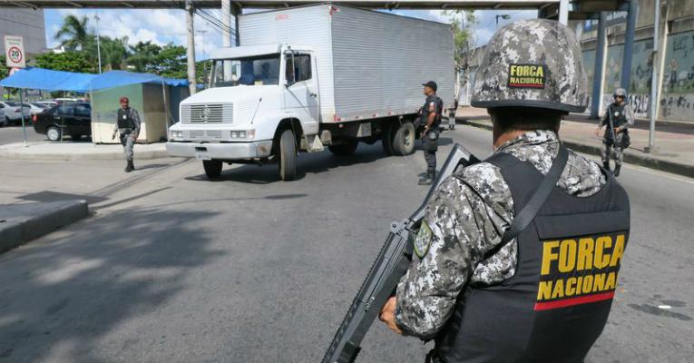 Governo do Brasil envia força-tarefa para auxiliar no combate ao crime no Ceará
