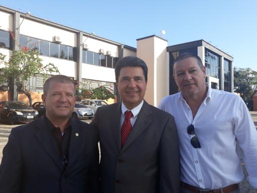 O DIRETOR DA SASP/CONFEP, DELEGADO MAURICIO FREIRE DA POLICIA CIVIL/SP, É ENTREVISTADO EM EMISSORAS NO VALE DO PARAÍBA/SP.