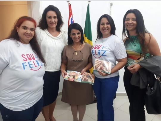 CONFEP PARTICIPA DO DIA DA JUSTIÇA SOCIAL EM ATIBAIA/SP