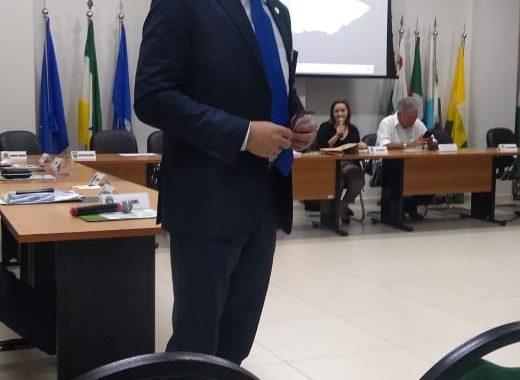 DIRETOR ASSUNTOS GOVERNAMENTAIS/ CONFEP- PAULO APOLO VISITA PREFEITOS NO ACRE.